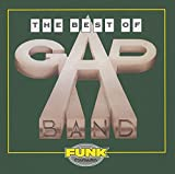 The Best Of The Gap Band Album Cover