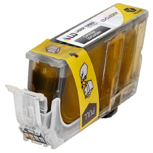 Canon Compatible Set Ink Cartridges: 4 Pigment Black of B/C/M/Y/G