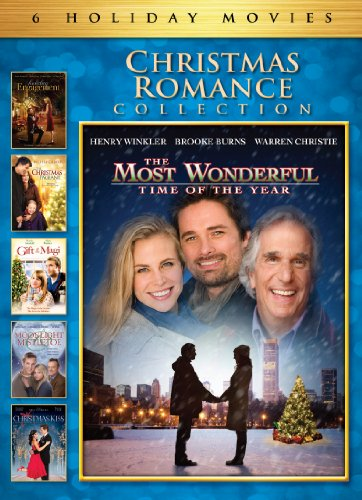 - Christmas Romance Collection Movie 6 Pack (A Christmas Kiss, Gift of the Magi, Holiday Engagement, The Christmas Pageant, Moonlight & Mistletoe, The Most Wonderful Time Of The Year)