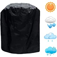 Barbecue Cover, Heavy Duty Oxford Cloth Waterproof & Dust-proof & Anti-UV Outdoor BBQ Grill Cover