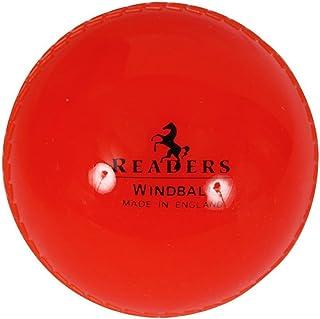 Readers Windball Balle de cricket Orange Orange Homme