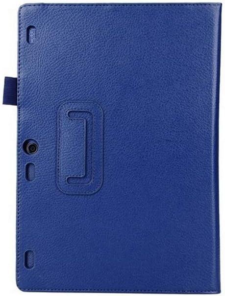 A10-30//A10-70F//TB3-X70 F+L//TB-X103F 10.1 Zoll Etui mit Standfunktion Case f/ür Lenovo Tab2//Tab10//Tab3 10 Touchpen Rot
