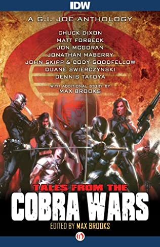 book cover of Tales from the Cobra Wars: A G.I. Joe Anthology