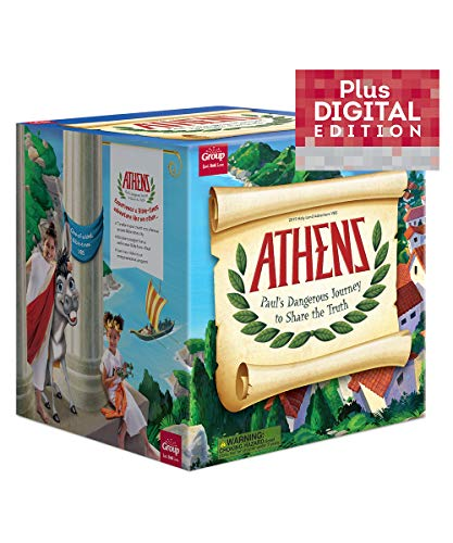 Athens Ultimate Starter Kit with Digital 2019 VBS Group Publishing Vacation Bible School Curriculum Sets