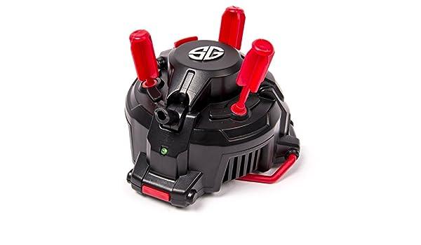 Ak Sport Spy Gear - Lanzador de dardos con sensor de movimiento, versión en inglés, para 6+ años (Spin Master 6022382): Amazon.es: Juguetes y juegos