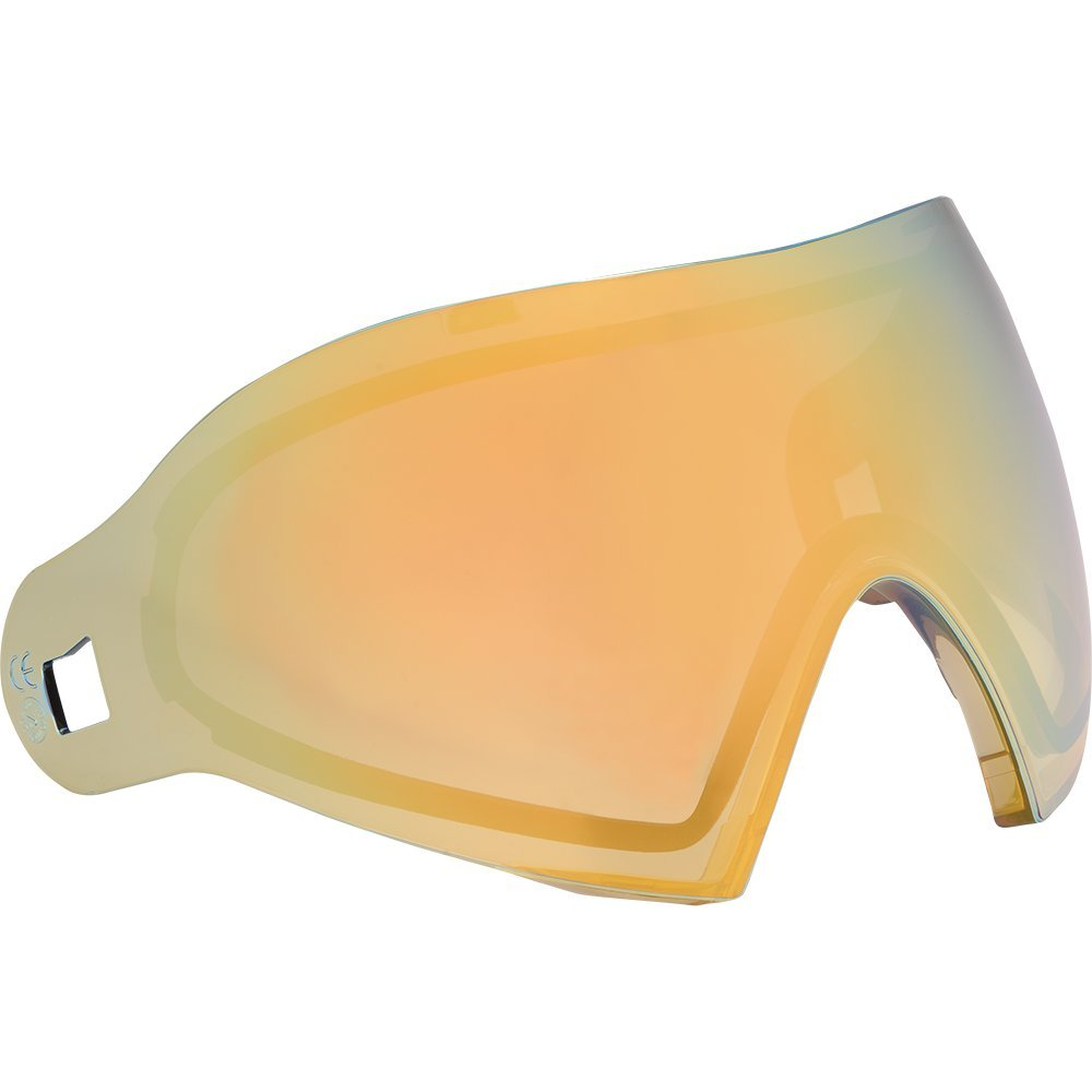 Dye Paintball i4/i5 Goggle Thermal Replacement Lens (Dyetanium Faded Bronze Sunrise) by Dye