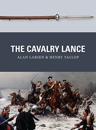 The Cavalry Lance (Weapon)