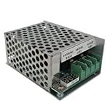 TWTADE/DC 12V 24V 36V 48V PWM DC Motor Speed Controller Switch 30A Display percentage With switch function DH30ABFB