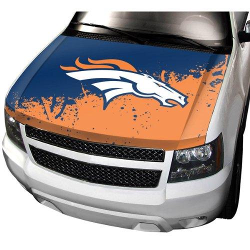 NFL Denver Broncos Auto Hood Cover