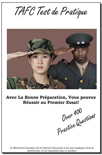[Best] TAFC Test de Pratique (French Edition) KINDLE