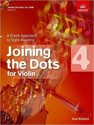 Musical Instruments & Gear Strings Smart Joining The Dots Violin Grade 2 Bullard Abrsm*