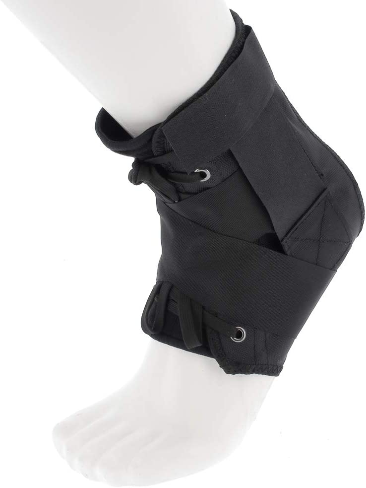 Actifi II Figure 8 Ankle Support – Lace Up Brace Wrap with Straps