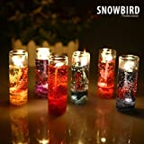 Snowbird Pencil Decorative Candle (Set of 6 PC)
