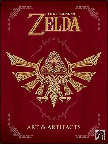 Amazon Fr The Legend Of Zelda Art Artifacts Version