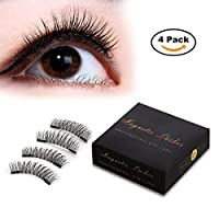 4 PCS Upgraded Magnetic Eyelashes, Best ...