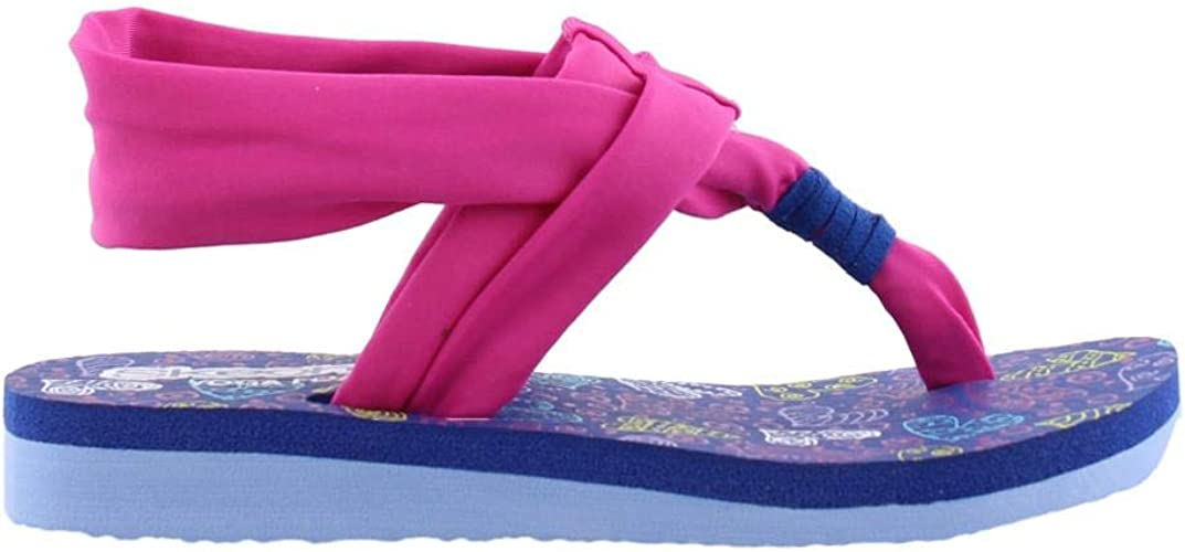 Skechers Girls, Meditation - Heart Flex Sandal