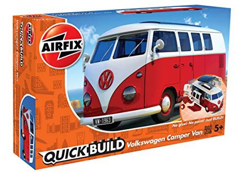 Airfix Quickbuild Volkswagen Camper Van Brick Building Model Kit