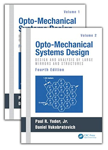 (Opto-Mechanical Systems Design, Two Volume Set)
