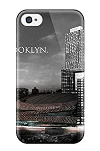 Pamela Sarich's Shop Hot brooklyn nets nba basketball (52) NBA Sports & Colleges colorful iPhone 4/4s cases