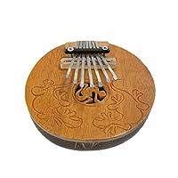 X8 Drums X8-CT-KLB Piano de coco Kalimba para pulgar