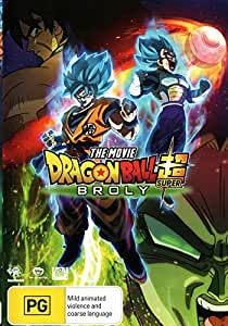 Dragon Ball Super - The Movie: Broly (DVD)