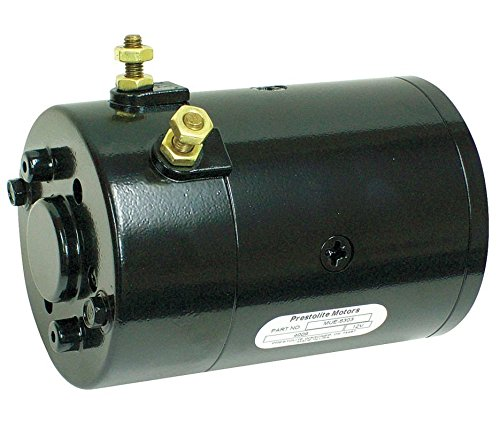 UPC 663001327752, Prestolite Motors - MUE-6303 - 1-3/5 Wound Field DC Wound Field Motor, CWSE Rotation, 6-5/16 Overall Length