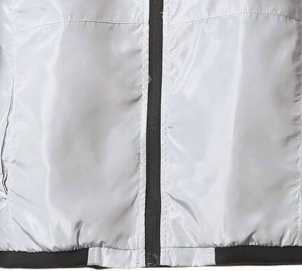 PASATO New Sale!New Men Fashion Casual Jacket Warm Winter Baseball Coat Slim Outwear Overcoat Clearance