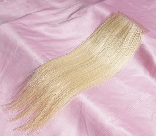 Piece Straight Closure Blonde inches product image
