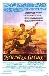 Bound for Glory Movie Poster (27 x 40 Inches - 69cm x 102cm) (1976) Style B -(David Carradine)(Ronny Cox)(Melinda Dillon)(Randy Quaid)