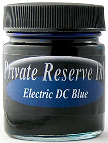 Private Reserve Ink Bottle Electric Dc Blue