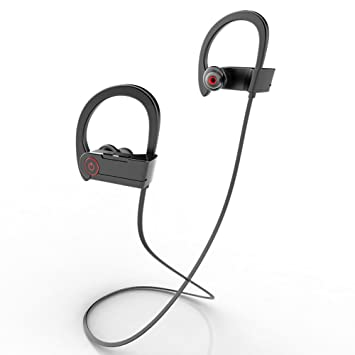 Kainuoa Auriculares Inalambricos Bluetooth Deportivos In Ear, con Micrófono y Cancelación de Ruido para Correr