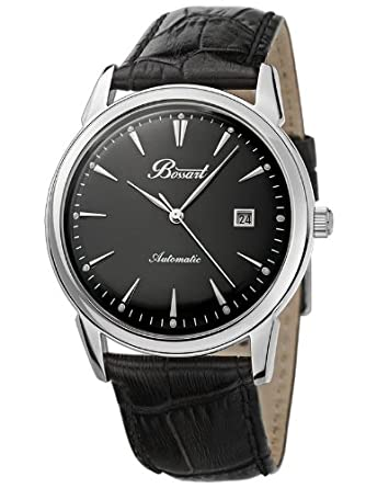 Bossart Watch Co. Automatic TSN6231 Elegante Herrenuhr Klassisch schlicht