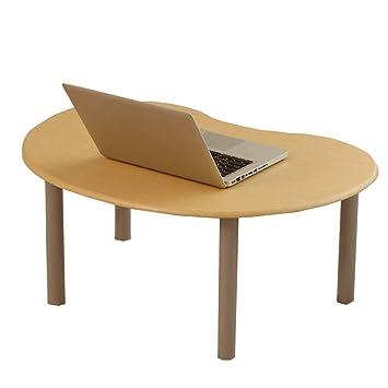 QFF-Escritorio de computadora Pequeña mesa de café, forma ...