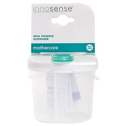 Mothercare – Dispensador de leche en polvo blanco