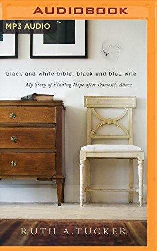 Black and White Bible, Black and Blue Wife: My Story of Finding Hope after Domestic Abuse by Zondervan on Brilliance Audio