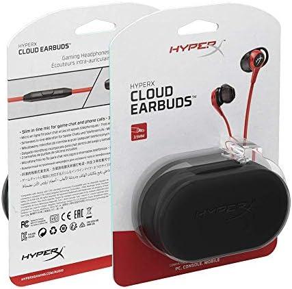 HyperX HX-HSCEB-RD Earbuds - écouteurs de jeu - Actualités des Jeux Videos