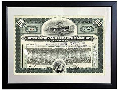 IMPACTO COLECCIONABLES Titanic, Acciones Antiguas - Piezas Originales: Amazon.es: Juguetes y juegos