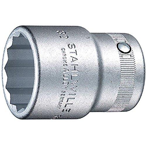 アンマーショップ 生活日用品 55A-1.1/4 DIYグッズ工具 (05410056) 55A-1.1/4 (3/4SQ)ソケット (12角) (05410056) (12角) B07562C3J3, ウエスタンブーツカンパニー:e9136f0c --- vezam.lt