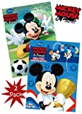 Best Disney Press Books For 4 Year Old Boys - Disney Mickey Mouse and Friends Coloring Book Review