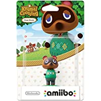 Tom Nook Amiibo (Animal Crossing) for Nintendo Wii U & 3DS [UK-Import]