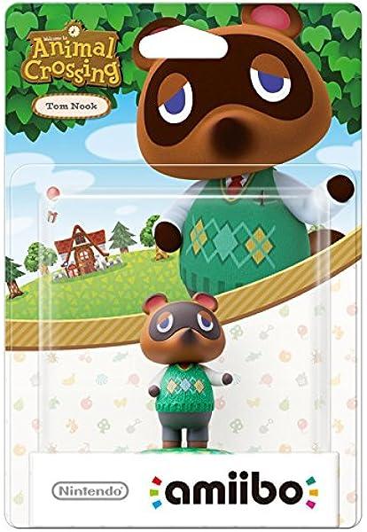 Nintendo - Figura Amiibo Tom Nook: Amazon.es: Videojuegos