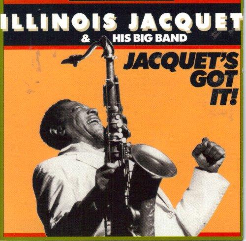 UPC 075678181627, Jacquet's Got It