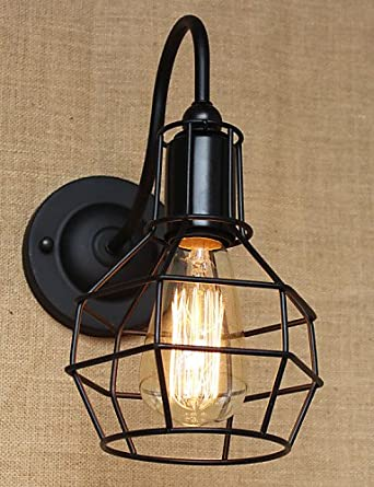 Amazon.com: MEIREN contemporary lighting fixtures wall lamp ...