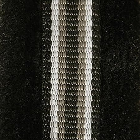 Kunststoffhalfter mit Kunstfell unterlegt