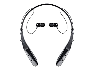 LG TONE TRIUMPH HBS-510 wireless Bluetooth headset - Black