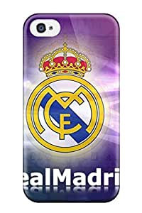 iPhone 6 4.7 Cover Case - Eco-friendly Packaging(real Madrid Fc Logo)