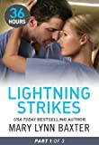 Front cover for the book Lightning Strikes by Mary Lynn Baxter