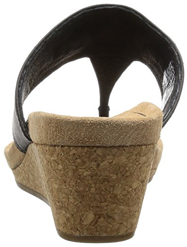 5 Black Leather Sandal Ugg B Women's m Briella FqfwFa1