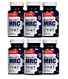 Enzyte MRC | Testosterone Support, Muscle + Strength, Energy Booster, Increased Workout Capacity, Fenugreek, Rhodiola, Vitamin D3, NAC - 6 Months (360 Capsules)