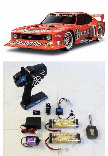 TT-02 ザクスピード イェーガーマイスター フォード カプリ Gr.5ミドルセット [おもちゃ&ホビー]   B00IJSFNLG